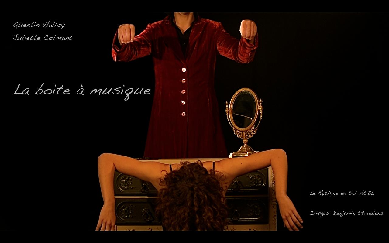 photo du spectacle La boîte à musique