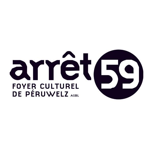 logo Péruwelz foyer culturel